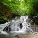 夏の浅間大滝