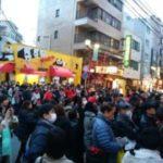横浜中華街の春節に出かけたけど