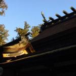 香取神宮にて