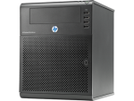 HP ProLiant MicroServer と FreeNAS