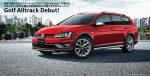 VW ゴルフ オールトラック
